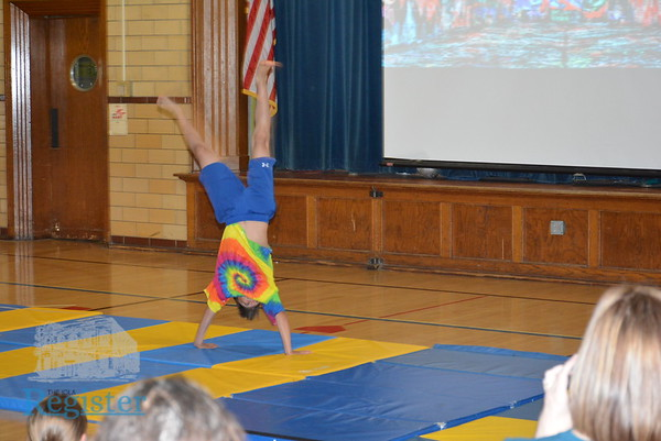Lincoln Elementary School Talent Show