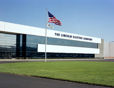 Lincoln Electric, Headquarters Building Cleveland