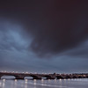 Storm Over Arlington Memorial Bridge