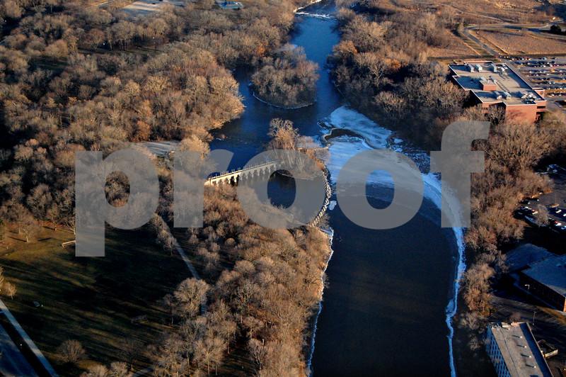 February 2012 Estabrook Dam