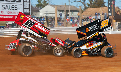 Lincoln Speedway Ice Breaker 2-28-2016
