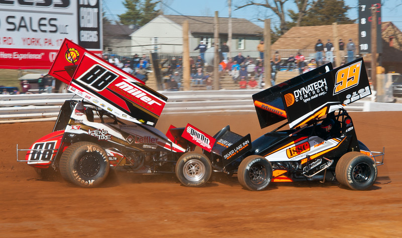 88-Brandon Rahmer & 99-Kyle Moody