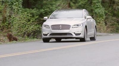 2017 Lincoln MKZ Driving Reel