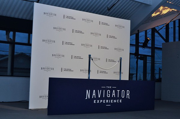 Lincoln Navigator VIP Party