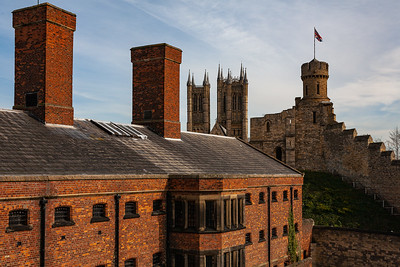 chimneys and towers