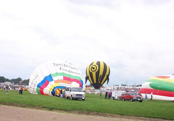 Lincoln Balloon Fest