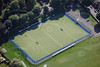 Aerial photo of Lindum Sports Ground.