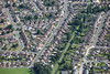 Aerial photo of Boultham.