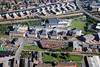 Lincoln University  from the air.