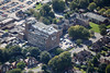 Aerial photo of Lincoln County Hospital.