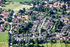 Allington from the air.