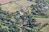 Aerial photo of Aslackby.