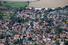 Aerial photos of Bottesford near Grantham.