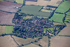 Aerial photo of Carlton Le Moorland-1