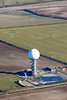 Aerial photos of Claxby Radar.