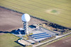 Aerial photos of Claxby Radar.