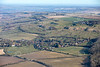Aerial photos of Claxby.