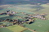 Aerial photo of Dowsby.