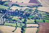 Aerial photo of Folkingham-13