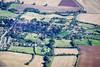 Aerial photo of Folkingham-13