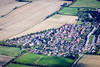 Aerial photo of Folkingham-12