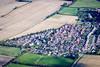 Aerial photo of Folkingham-12
