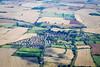 Aerial photo of Folkingham-10
