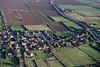 Aerial photo of Foston.