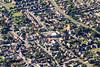 Aerial photo of Metheringham-4