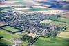 Aerial photo of Nettleham.