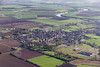 Aerial photo of Owston Ferry.
