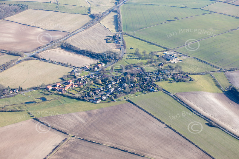 Aerial photo of Swallownest-3