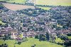 Aerial photo of Washingborough.