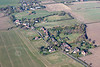 Aerial photos of Wickenby.