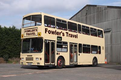 Bus Operators in Lincolnshire