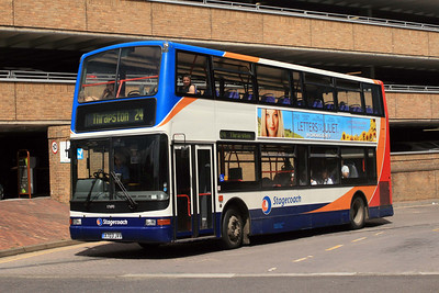 Stagecoach Peterborough