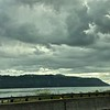 This morning's drive would take me along I-84 and the Columbia River.