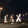 "LAX is improving but it can be a ""zoo"" at times especially late at night."