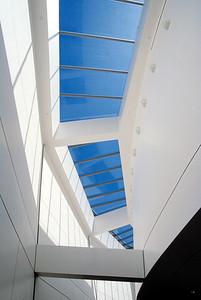 Hewlett Teaching Center, interior