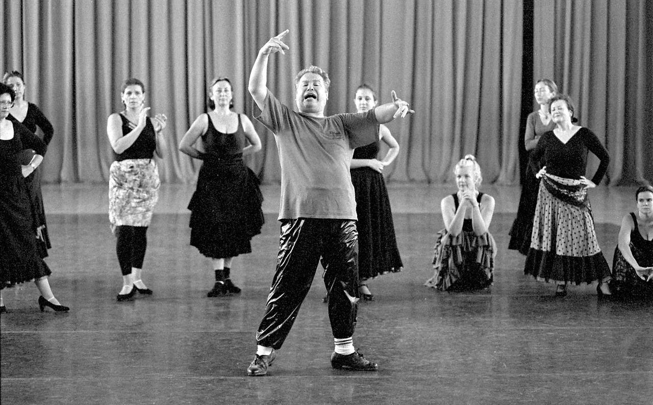 Flamenco workshop