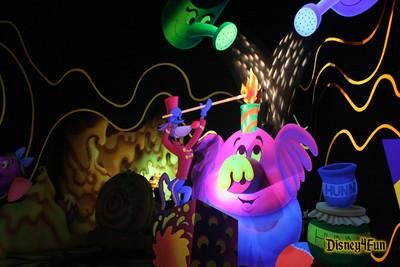 Disneyland April 2007
