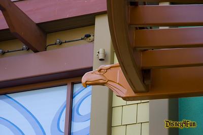 Disneyland November 2007