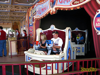 Disneyland July 2008