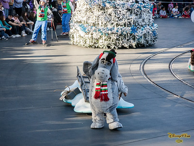Disneyland December 2013