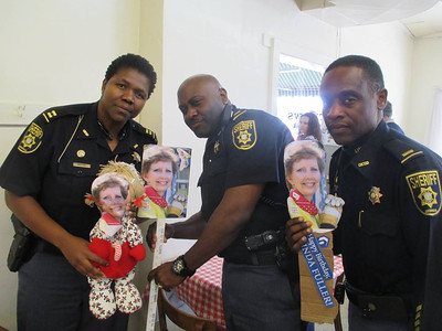 Dekalb County Sheriff's officers