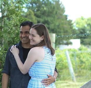 Linda and Edmundo's Engagement