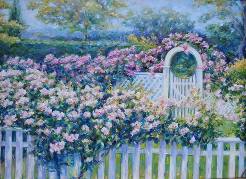 Cape Cod Roses