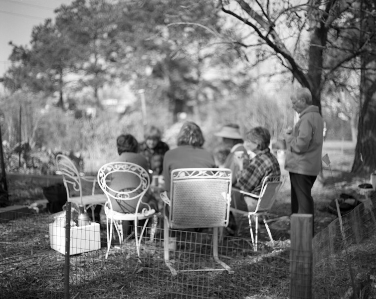 Communion at the Garden