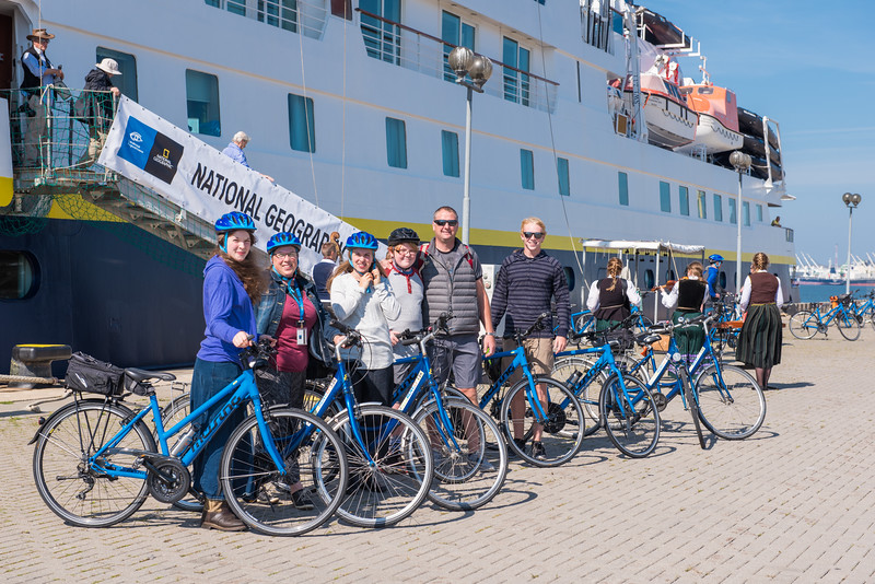 Klaipeda Lithuania - Curonian Spit bike tour