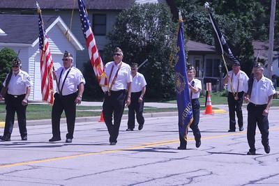 Linden Frolic Parade 7-30-17